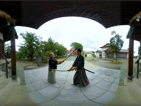 「武士道」テーマのVR動画とSNSターゲティング広告で欧州から東北へ観光客を誘致