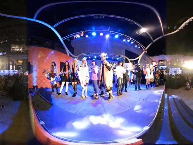 インド・ムンバイのCool Japan Festival2017公式VR動画制作