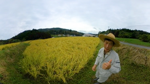 NTTドコモ社東北復興・新生支援プロジェクト「笑顔の架け橋・Rainbowプロジェクト」 宮城県南三陸町