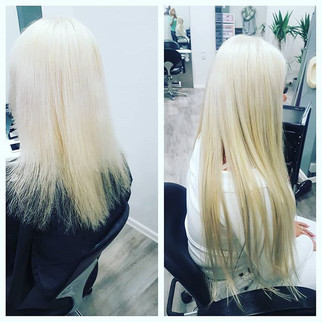 #Haarverlängerung #220Bondings_#geileHaa