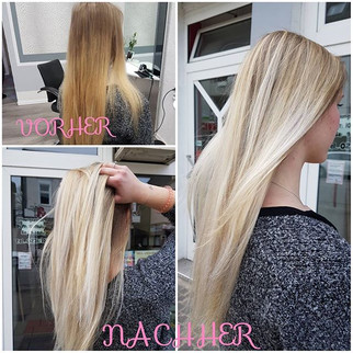 #ColorTransformation #coolblond #blondeh