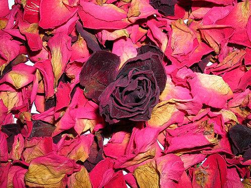 Роза, лепестки (70 гр.)