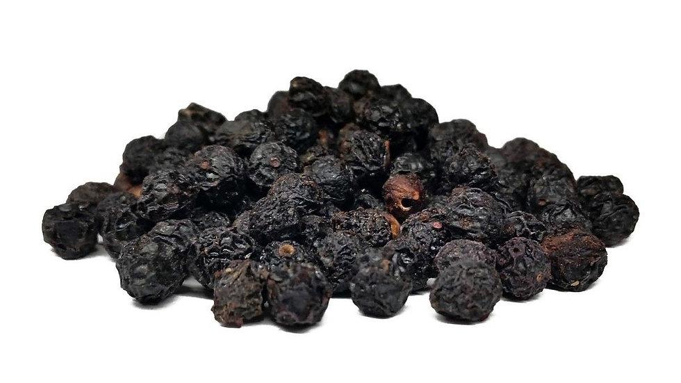Черёмуха, плод