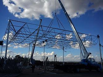 Construccion de Naves en Queretaro