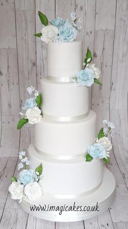 Wedding - Blue and White Roses.jpg