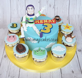 Toy Story and cupcakes.jpg