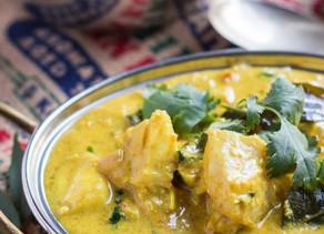 Quick Fish curry tonight?