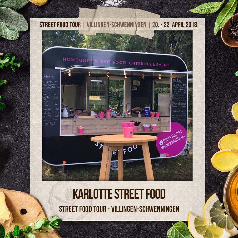 Street food Tour 2018
