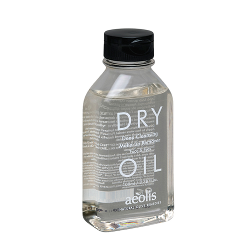 Dry Oil. Organic Deep Cleansing Makeup Remover