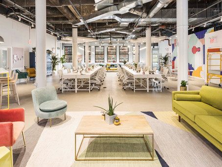 Interesting 2019 Workspace Trends