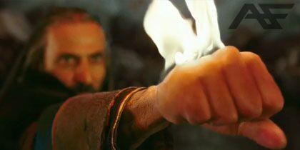 AF Skin Burn Sorcerers Apprentice