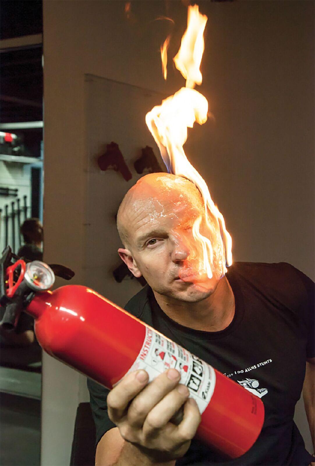 AF Time Magazine Skin Burn