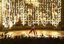 AF Burn VMA Kendrick Lamar