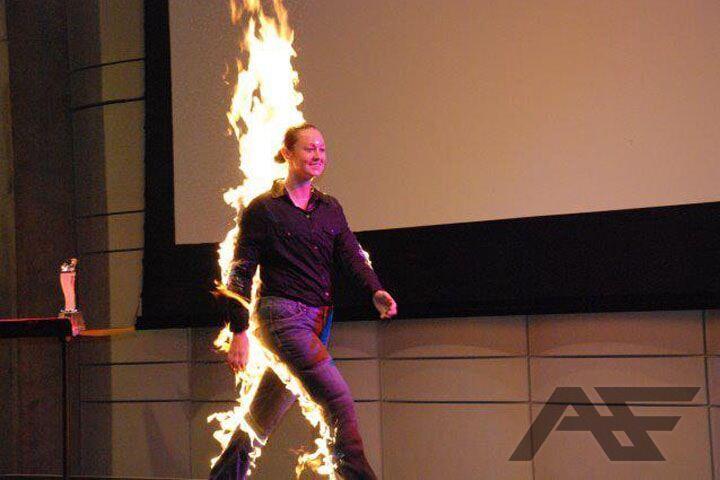 AF Partial Burn
