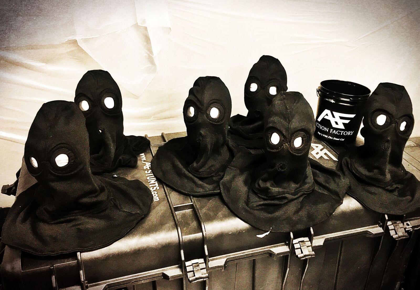 AF Custom Pyrex Masks VMA