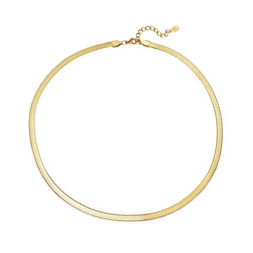 Polly Necklace - Goud