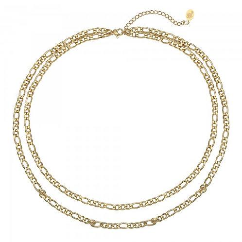 Elyssa Chain - Goud