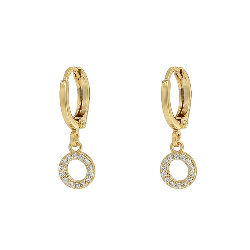 Myra Earrings - Goud