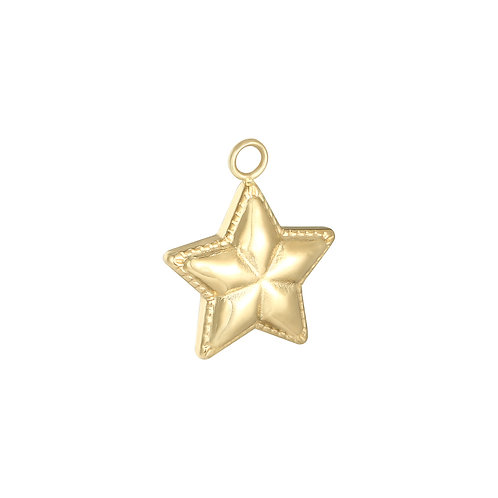 Star Charm - Goud