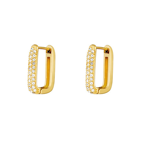 Nance Earrings - Goud