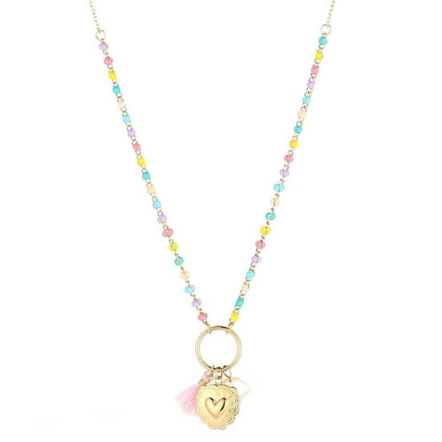 Lala Necklace - Goud Summer