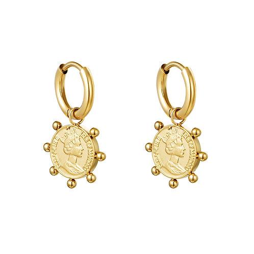 Favé Earrings - Goud