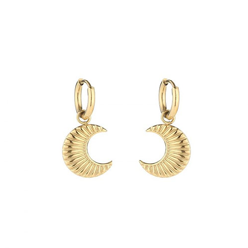 Moony Earrings - Goud