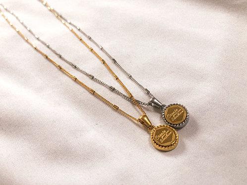 Sunshine Necklace - Zilver