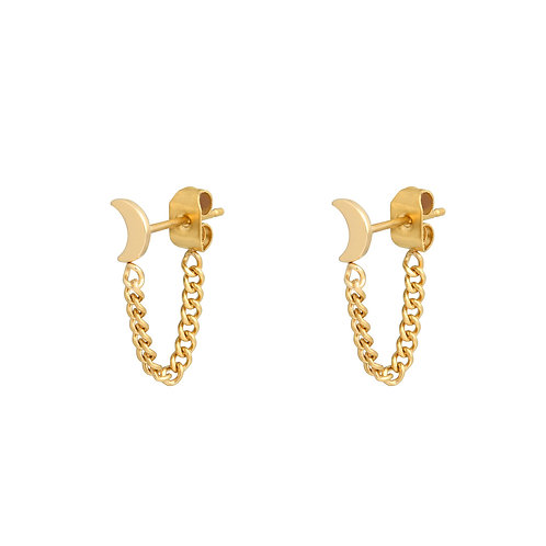 Liva Earrings - Goud