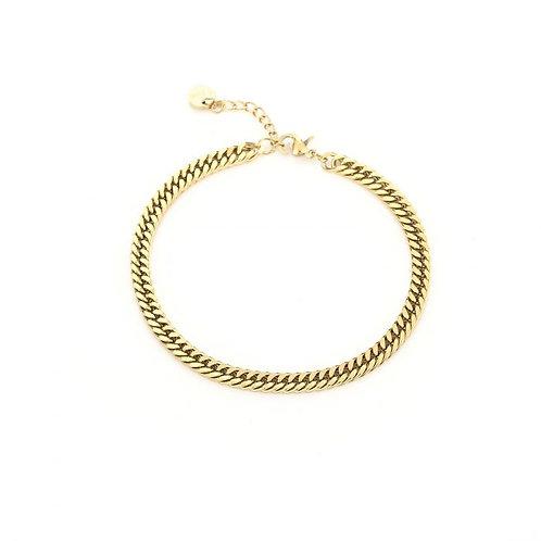 Mae Bracelet - Goud