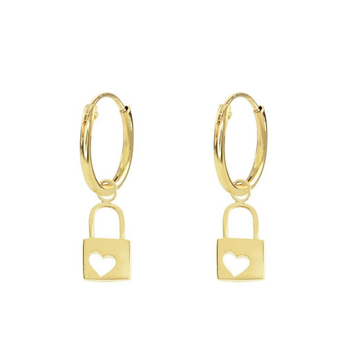 Adore Earrings - Goud