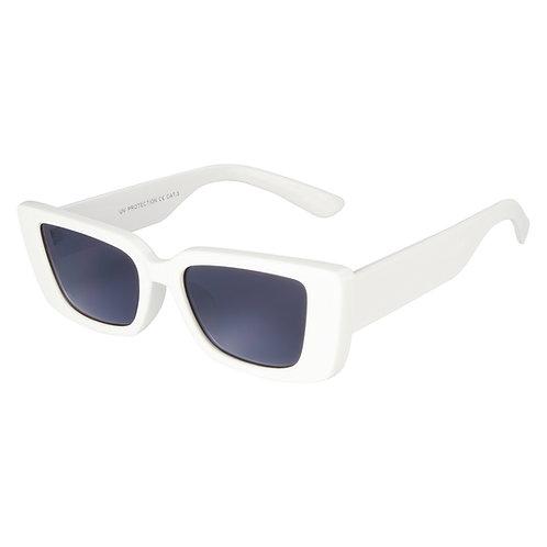 Trendy Sunglass - Wit