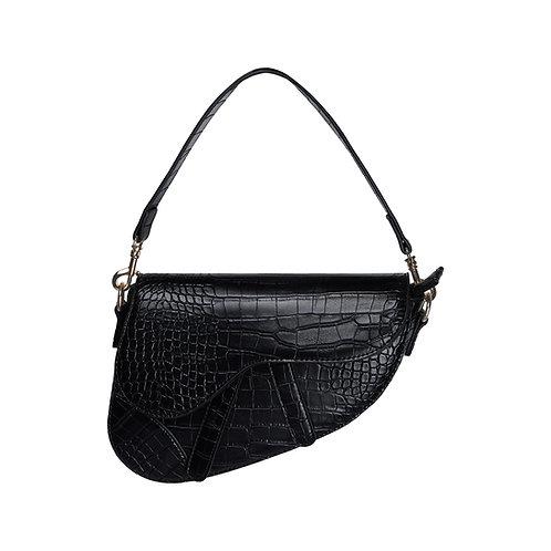 Saddle Bag - Zwart