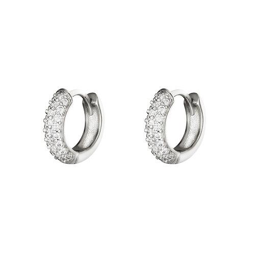 Djaya Earrings - Zilver