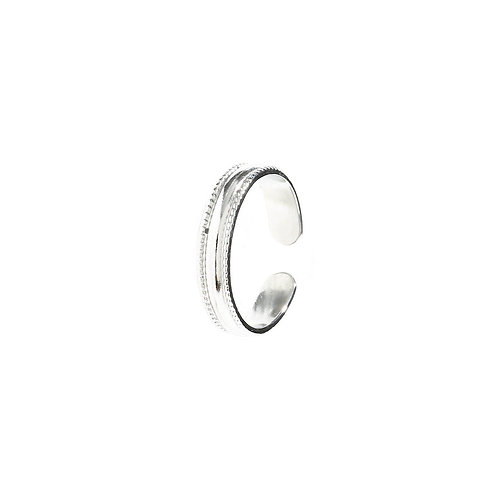 Yazzy Ring - Zilver