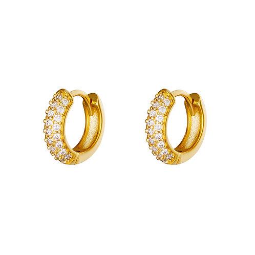 Djaya Earrings - Goud
