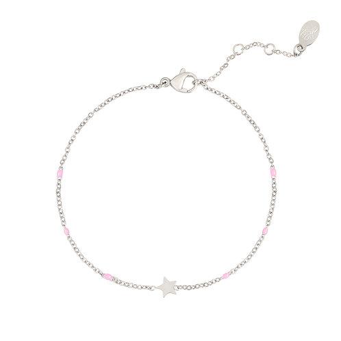 Khloe Bracelet - Zilver
