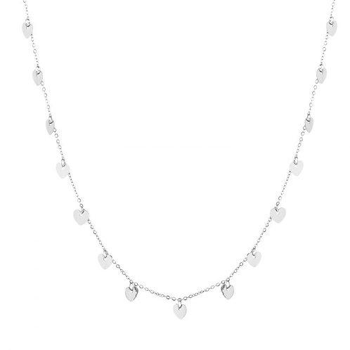 Novi Necklace - Zilver