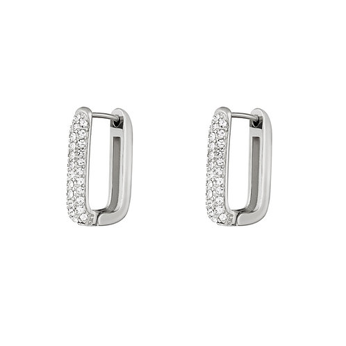 Nance Earrings - Zilver