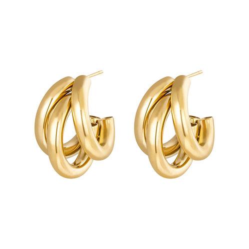 Coco Earrings - Goud