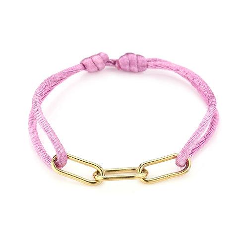 Xenna Bracelet - Paars / Goud