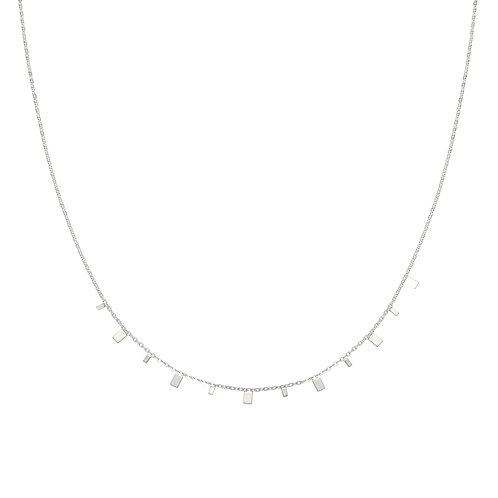 Savannah Necklace - Zilver