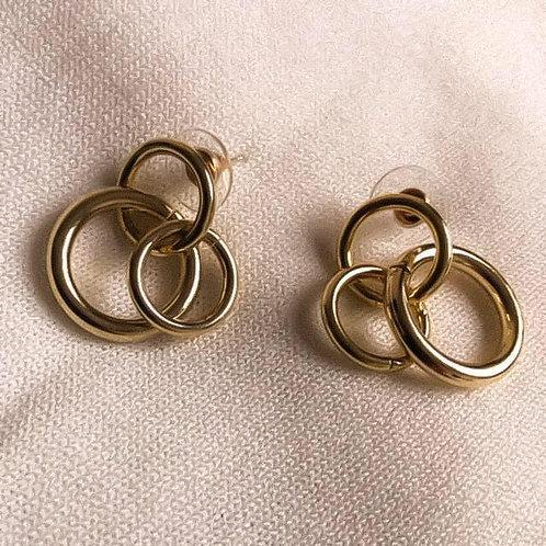 Susy Earrings - Goud