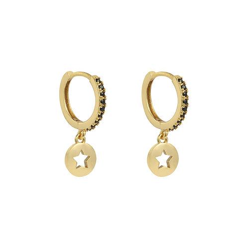 Mila Earrings - Goud