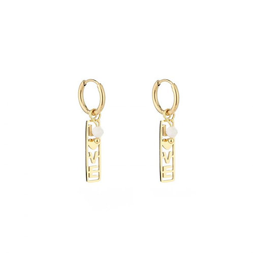 Novelle Earrings - Goud