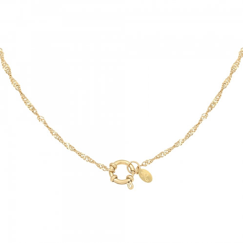 Lucy Necklace - Goud (Mix & Match)