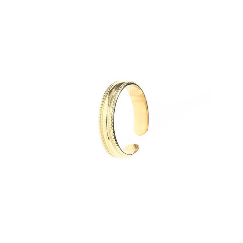Yazzy Ring - Goud