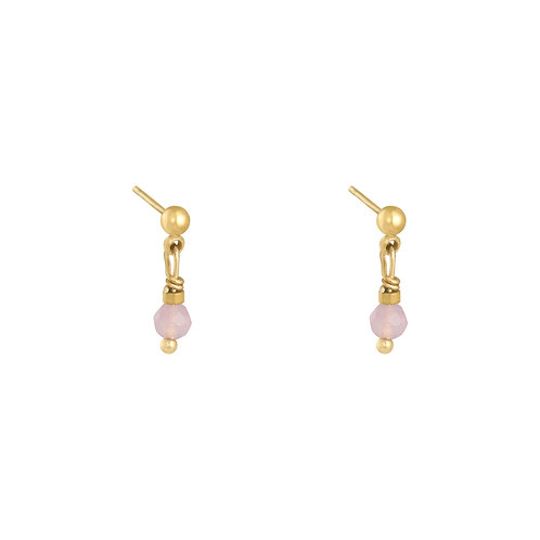 Lola Earrings - Goud