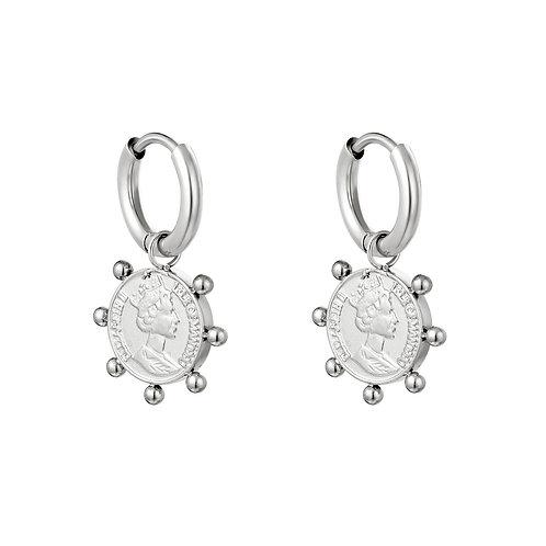 Favé Earrings - Zilver