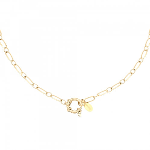 Nina Necklace - Goud (Mix & Match)